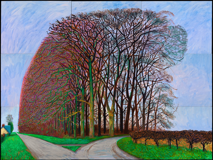 David Hockney: A Bigger Exhibition @ de Young, San Francisco: 08A01_cropped.jpg