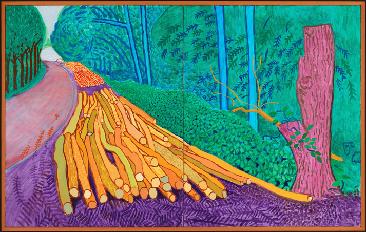 David Hockney: A Bigger Exhibition @ de Young, San Francisco: 08A09_cropped.jpg