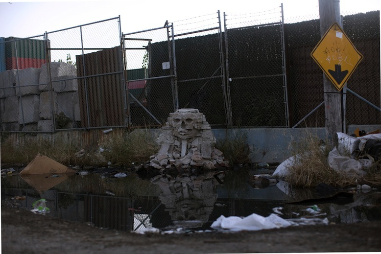 "Banksy ""Better Out Than In"" Day 22-28 Recap: 12-sphinx-wide-copy-popup-private.jpg"