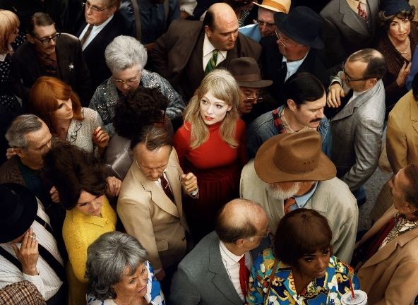 "Alex Prager ""Face in the Crowd"" @ Corcoran Gallery of Art, Washington DC: 1-01-2012_crowd_2_emma_resized_0.jpg"