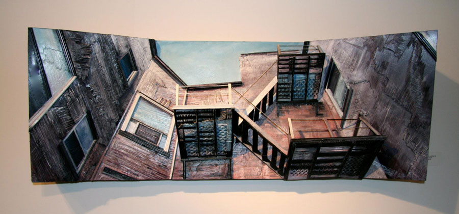 3D Architectural Dioramas by Heather Kocsis: Heather-Kocsis_01.jpg
