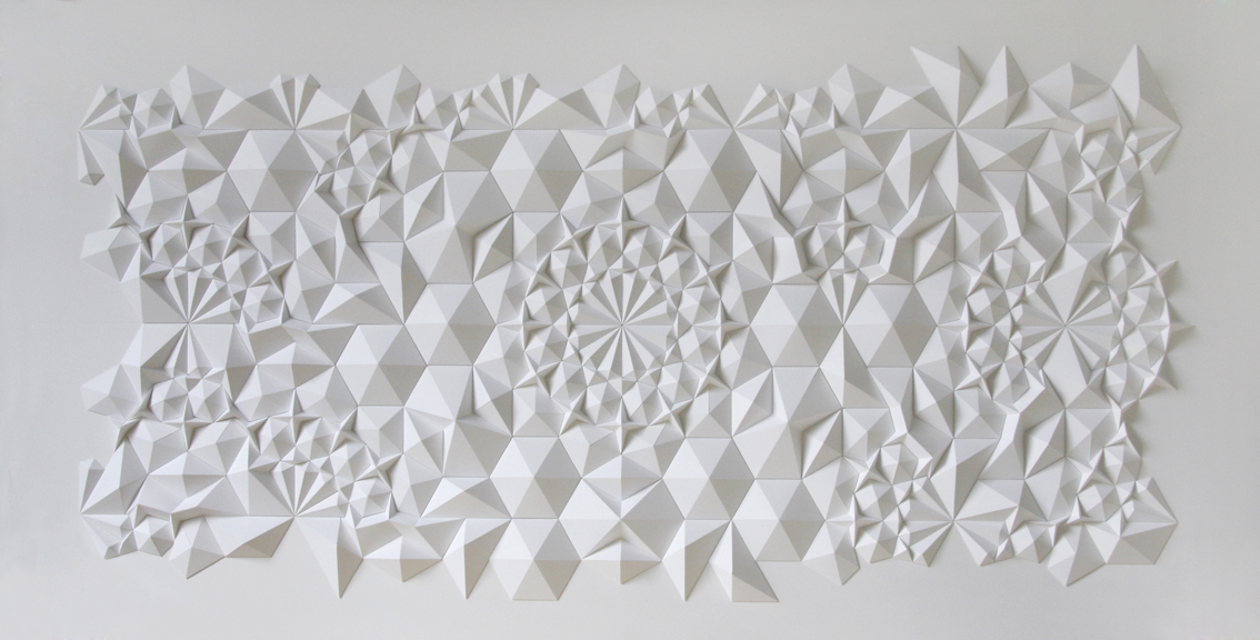 Paper Sculptures by Matt Shlian: Ara 117 apo.jpg
