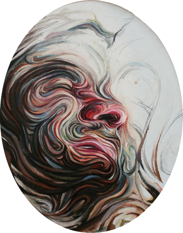 Nikos Gyftakis's Liquid Portraits: self.png