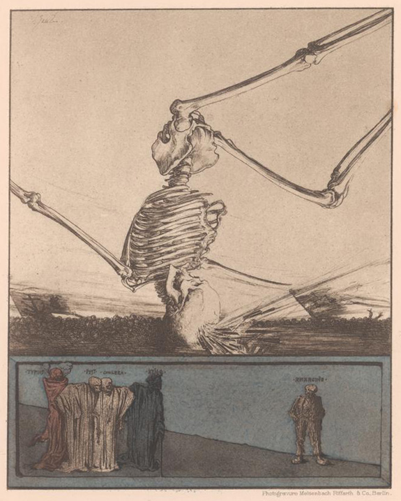 A Modern Dance of Death: A portfolio of prints by Joseph Sattler: 03-joseph-sattler-modern-dance-of-death-1894.jpg
