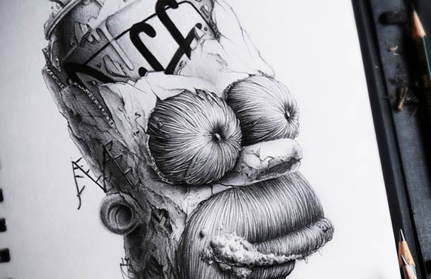 The Illustration Work of Pez: PEZ-illustration-13.jpg