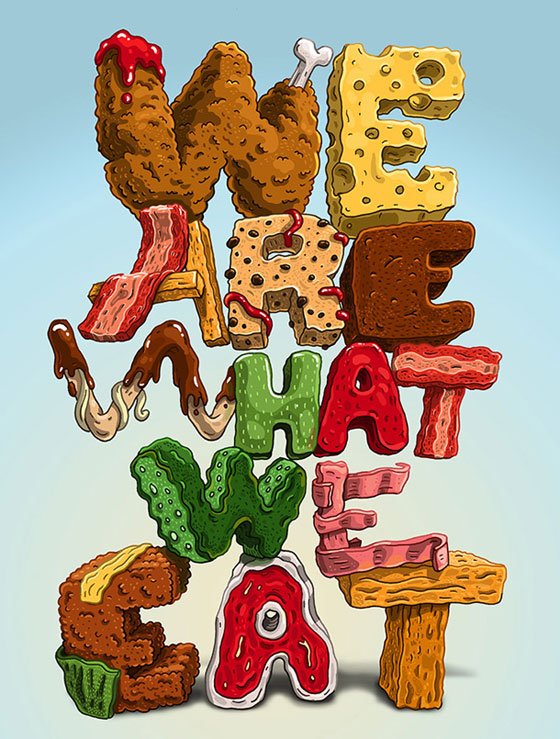We Are What We Eat: Jorge-Tabanera-we-are-what-we-eat.jpg