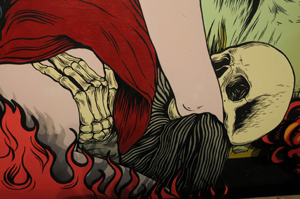 """Vicious Cycle"" by Broken Fingaz: jux_broken_fngaz12.jpg"