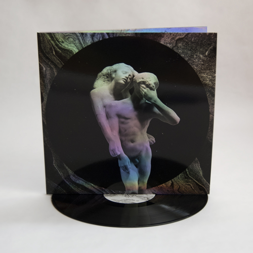 "Arcade Fire's ""Reflektor"": The Story Behind the Album Cover: 485_arcadefire_reflektor_LP1_500px.jpg"