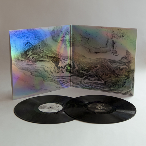 "Arcade Fire's ""Reflektor"": The Story Behind the Album Cover: 485_arcadefire_reflektor_LP2_500px.jpg"