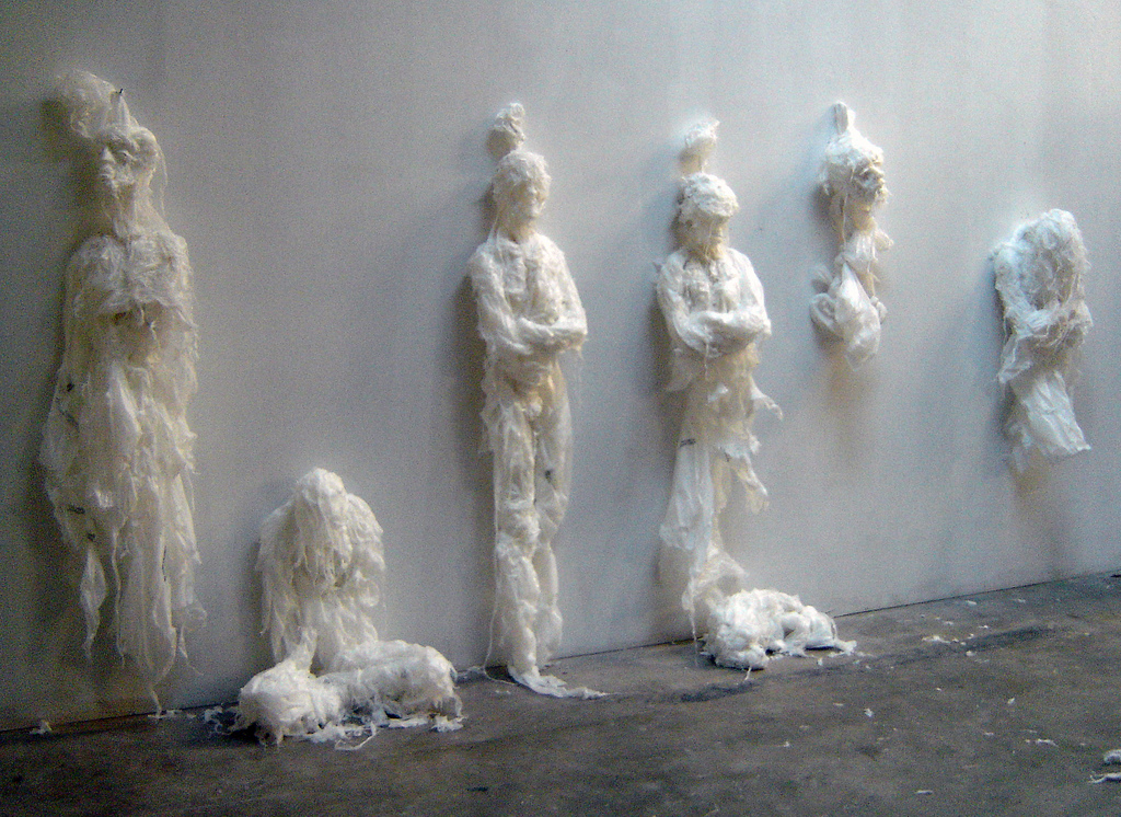 Trash Bag Sculptures by Khalil Chishtee: 4817139889_41c42e9fe7_b.jpg