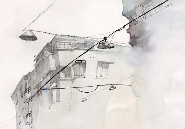 Sunga Park's Watercolor Illustrations: 0f315e5b396da91be222aa5e2821d61f.jpg
