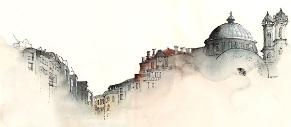 Sunga Park's Watercolor Illustrations: 1fc10492d6d0680f30fad7b6aa3b7efa.jpg