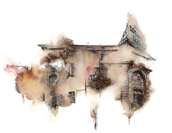 Sunga Park's Watercolor Illustrations: f7be7485688a81cace5eef2b89fd8879.png