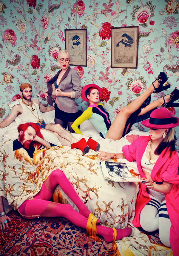 "Faith-Ann Young's ""Eat Cake"" @ The Space 650: FAY-House-of-Drama-Casual-Family-portrait-rs.jpg"