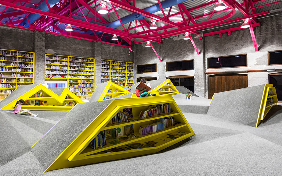 A Library and Playground in Monterrey, Mexico: B.jpg