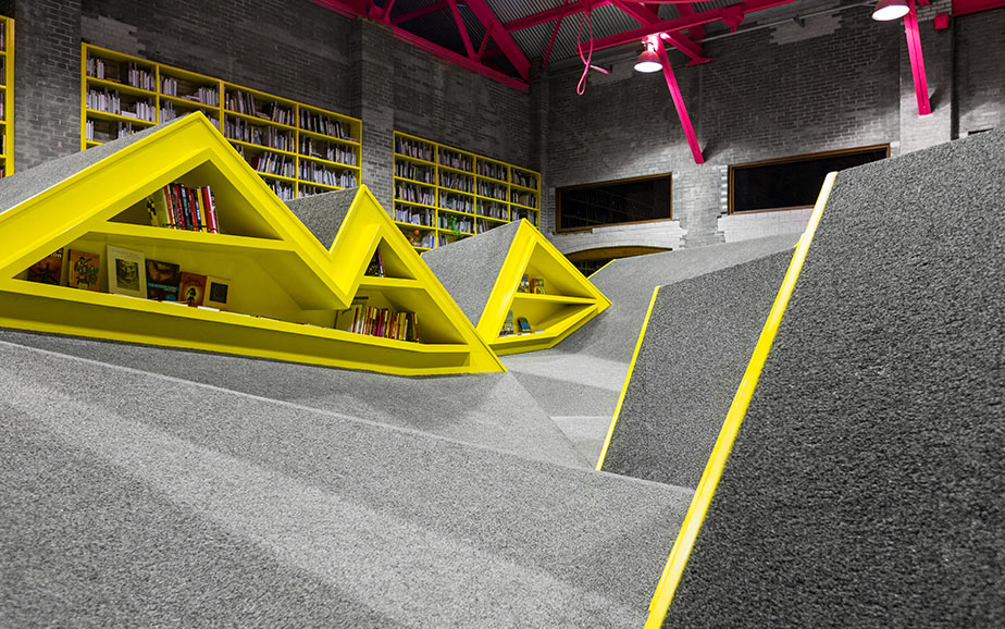 A Library and Playground in Monterrey, Mexico: D-A.jpg