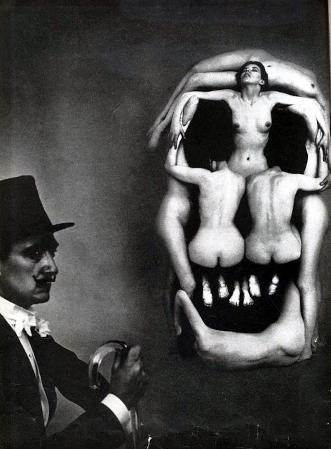 "Behind the Scenes of Dali & Halsman's ""In Voluptas Mors"": dali.jpg"