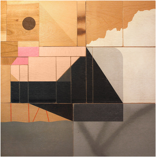 Drew Tyndell: Geometry on Wood: 13.jpg