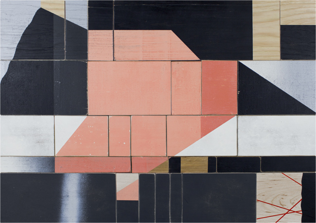 Drew Tyndell: Geometry on Wood: DT_2011_modernlandscape_3_LG.jpg