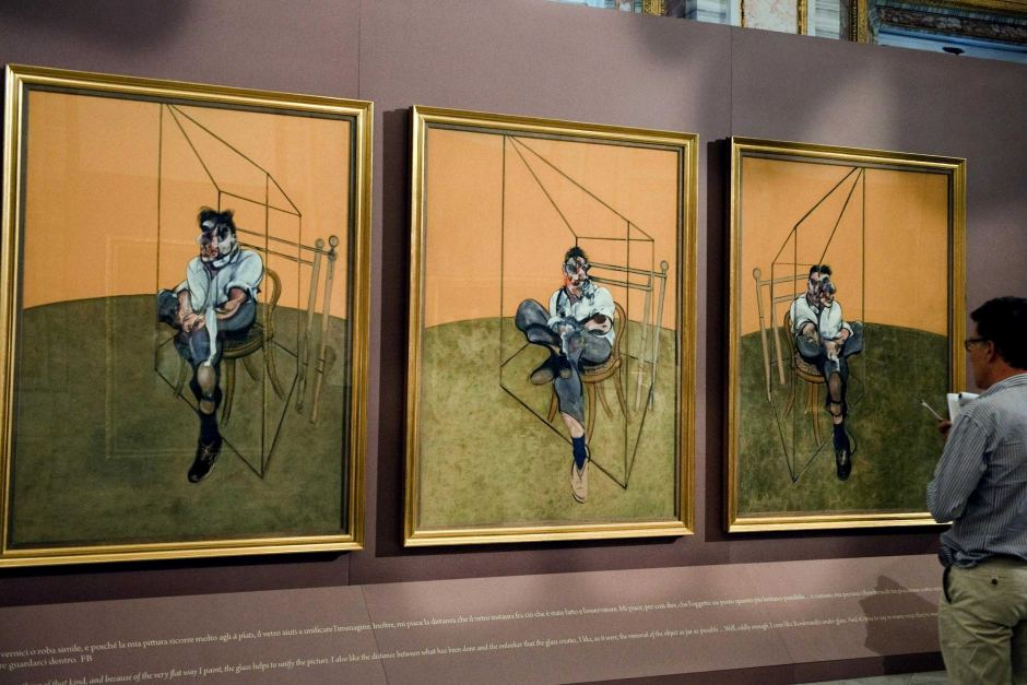 "Francis Bacon's ""Three Studies of Lucian Freud"" goes for a minor 2.4m at Christie's : 5088914-3x2-940x627.jpg"
