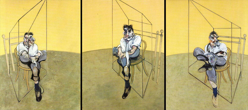 "Francis Bacon's ""Three Studies of Lucian Freud"" goes for a minor 2.4m at Christie's : 90512117_o.jpg"
