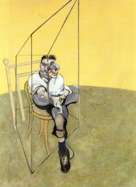 "Francis Bacon's ""Three Studies of Lucian Freud"" goes for a minor 2.4m at Christie's : Francis Bacon - Three studies of lucian freud_ 1969 a.jpg"
