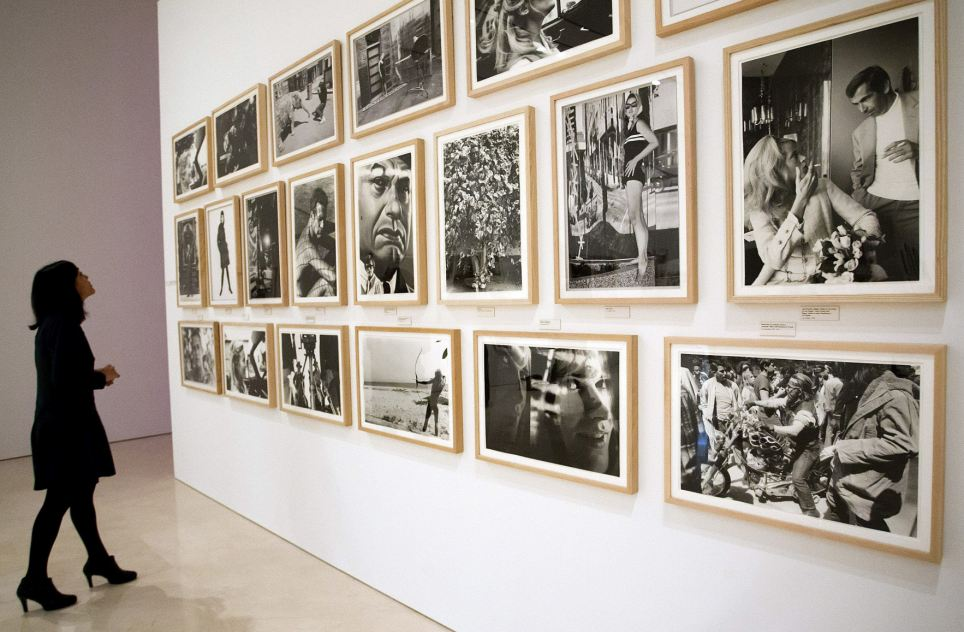 "Dennis Hopper's ""The Lost Album"" @ Royal Academy, London: article-2495318-194D54E000000578-403_964x632.jpg"