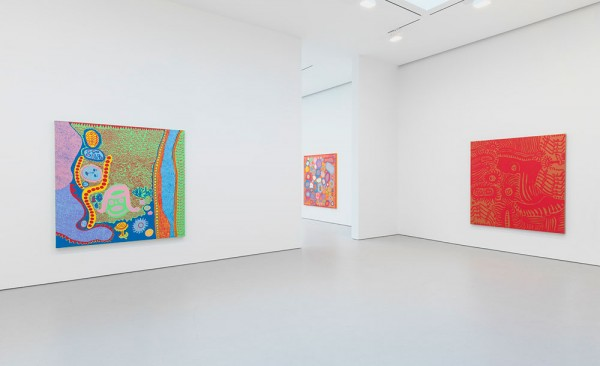 "Yayoi Kusama ""I Who Have Arrived In Heaven"" @ David Zwirner, NY: YKDZSHOW2013_INSTALL-VIEW-2_web-600x366.jpg"