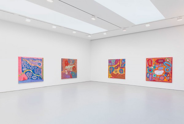 "Yayoi Kusama ""I Who Have Arrived In Heaven"" @ David Zwirner, NY: YKDZSHOW2013_INSTALL-VIEW-3_web-600x405.jpg"