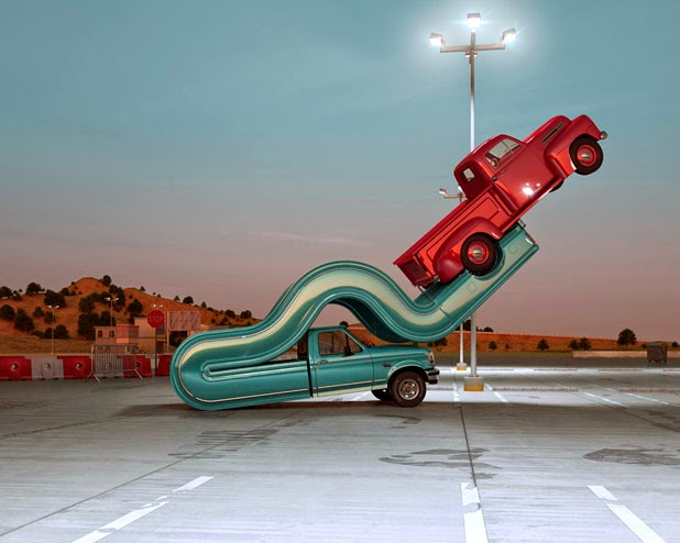 Tales of Auto Elasticity & Auto Aerobics by Chris Labrooy: JuxtapozChrisLaBrooy01.jpg
