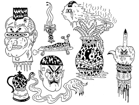 Getting Weird with Josh Freydkis: sketchbook2.jpg