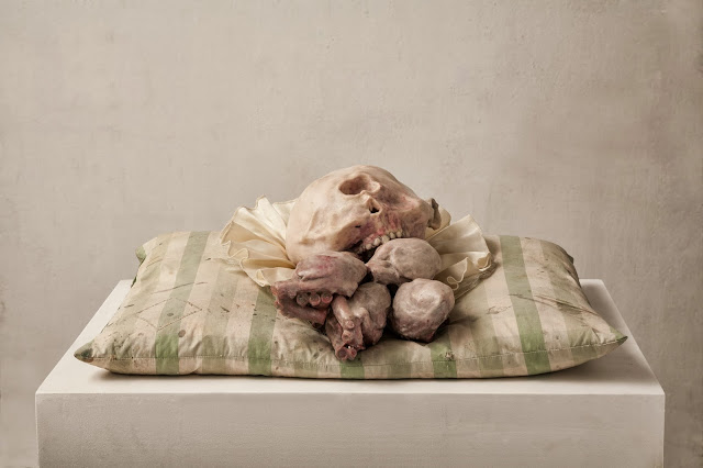 Bizarre, Fleshy Sculptures by Francesco Albano: _MG_9858-Edit-2.jpg