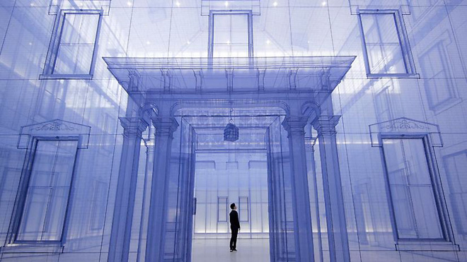 "Do-Ho Suh's ""Home Within Home"": 2-home-within-home-do-ho-suhs-ghostly-fabric-sculptures.jpg"