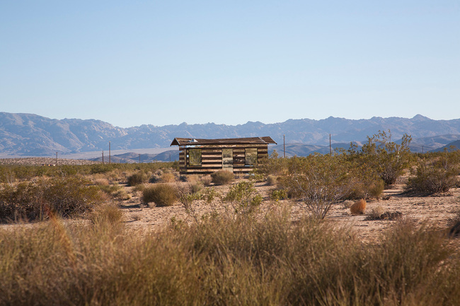 """Lucid Stead"" in the California Desert by Phillip K. Smith III: bfbq5arir4au36u7.jpg"