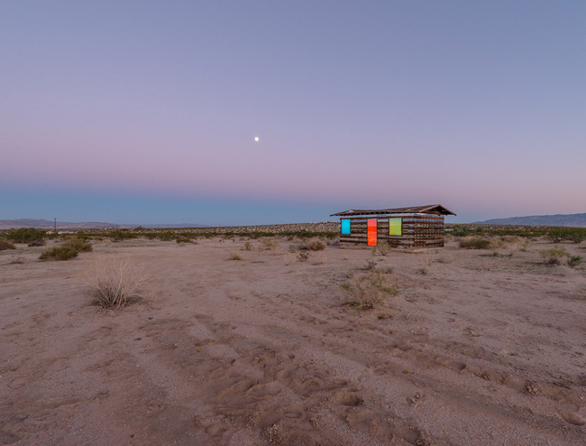 """Lucid Stead"" in the California Desert by Phillip K. Smith III: e91cu7e4l9sjbkzd.jpg"