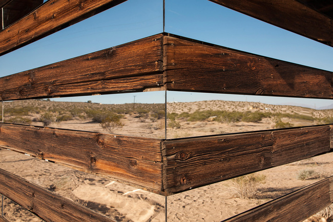 """Lucid Stead"" in the California Desert by Phillip K. Smith III: eguddu200u107898.jpg"