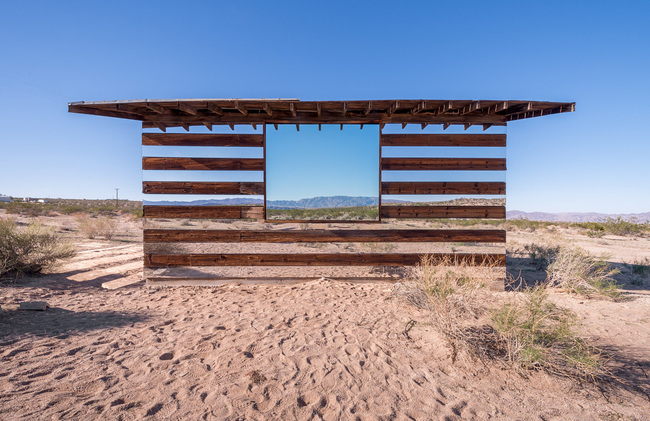 """Lucid Stead"" in the California Desert by Phillip K. Smith III: f3drwkcinow35tr4.jpg"