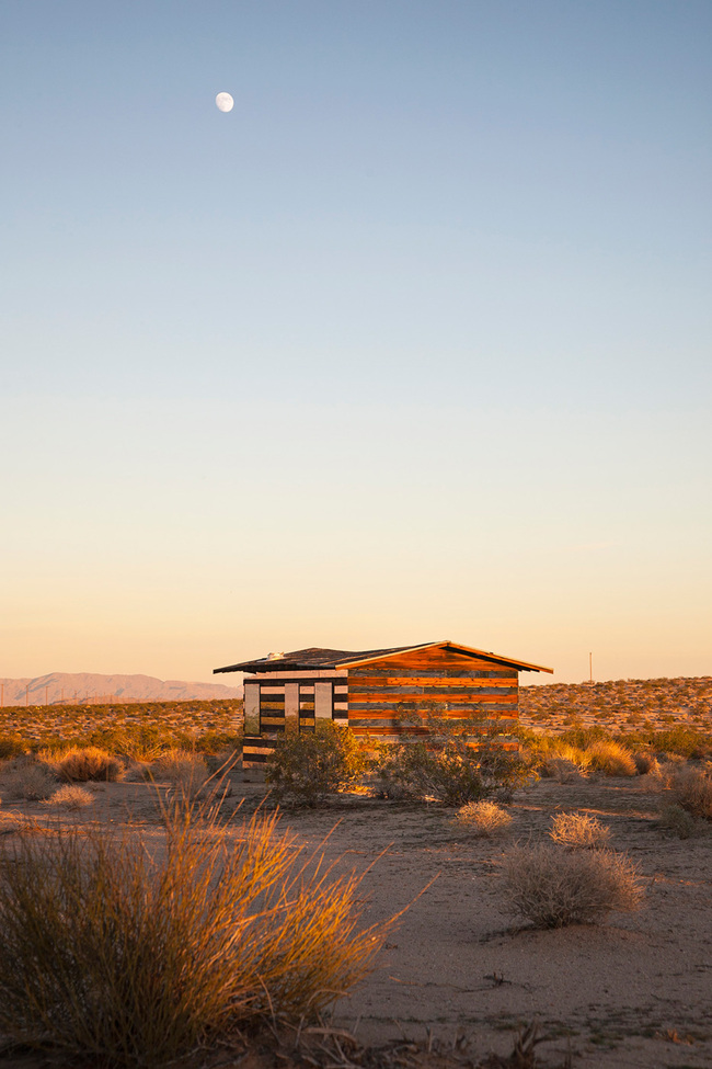 """Lucid Stead"" in the California Desert by Phillip K. Smith III: ja45gizyjo4javp7.jpg"