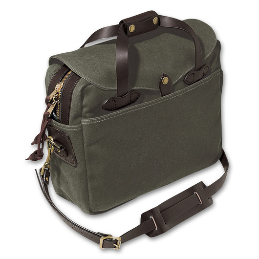 The Juxtapoz 2013 Holiday Gift Guide: JX-GG-Filson-Briefcase-Computer-Bag.jpg
