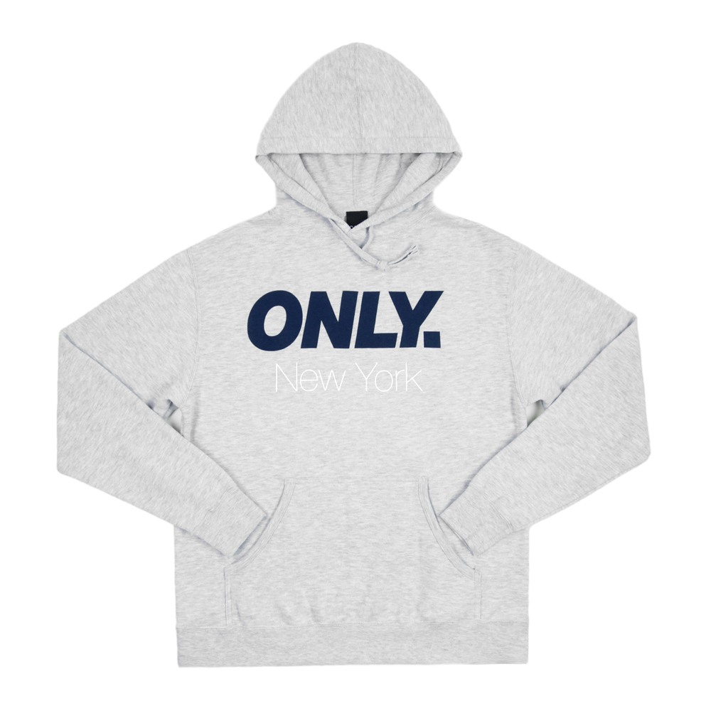 The Juxtapoz 2013 Holiday Gift Guide: JX-GG-Only-NY-Logo-Hoody-01.jpg