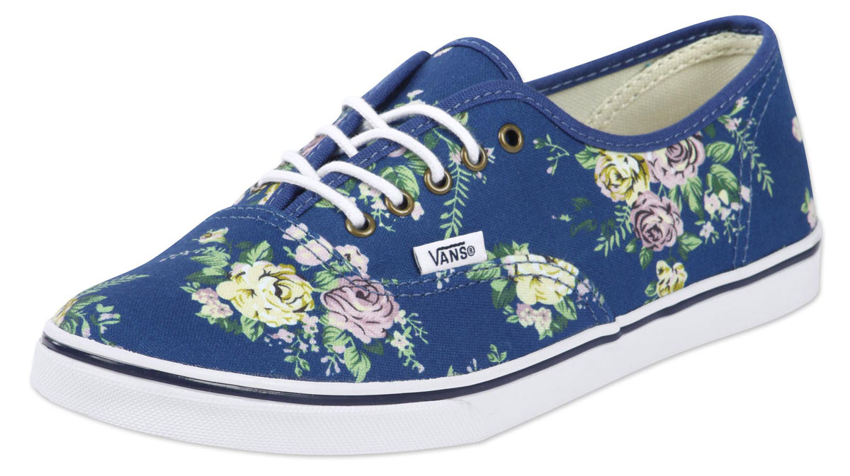 The Juxtapoz 2013 Holiday Gift Guide: JX-GG-Vans-Floral.jpg