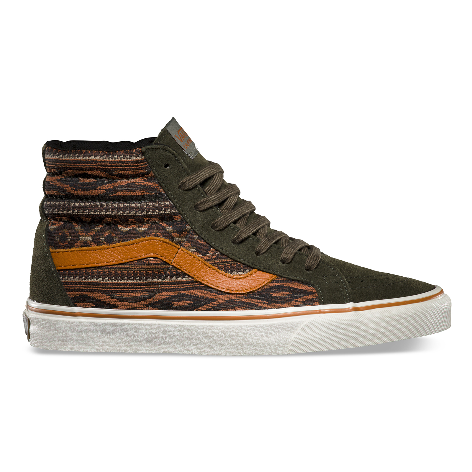 The Juxtapoz 2013 Holiday Gift Guide: JX-GG-Vans-Sk8-Hi-Reissue.JPG