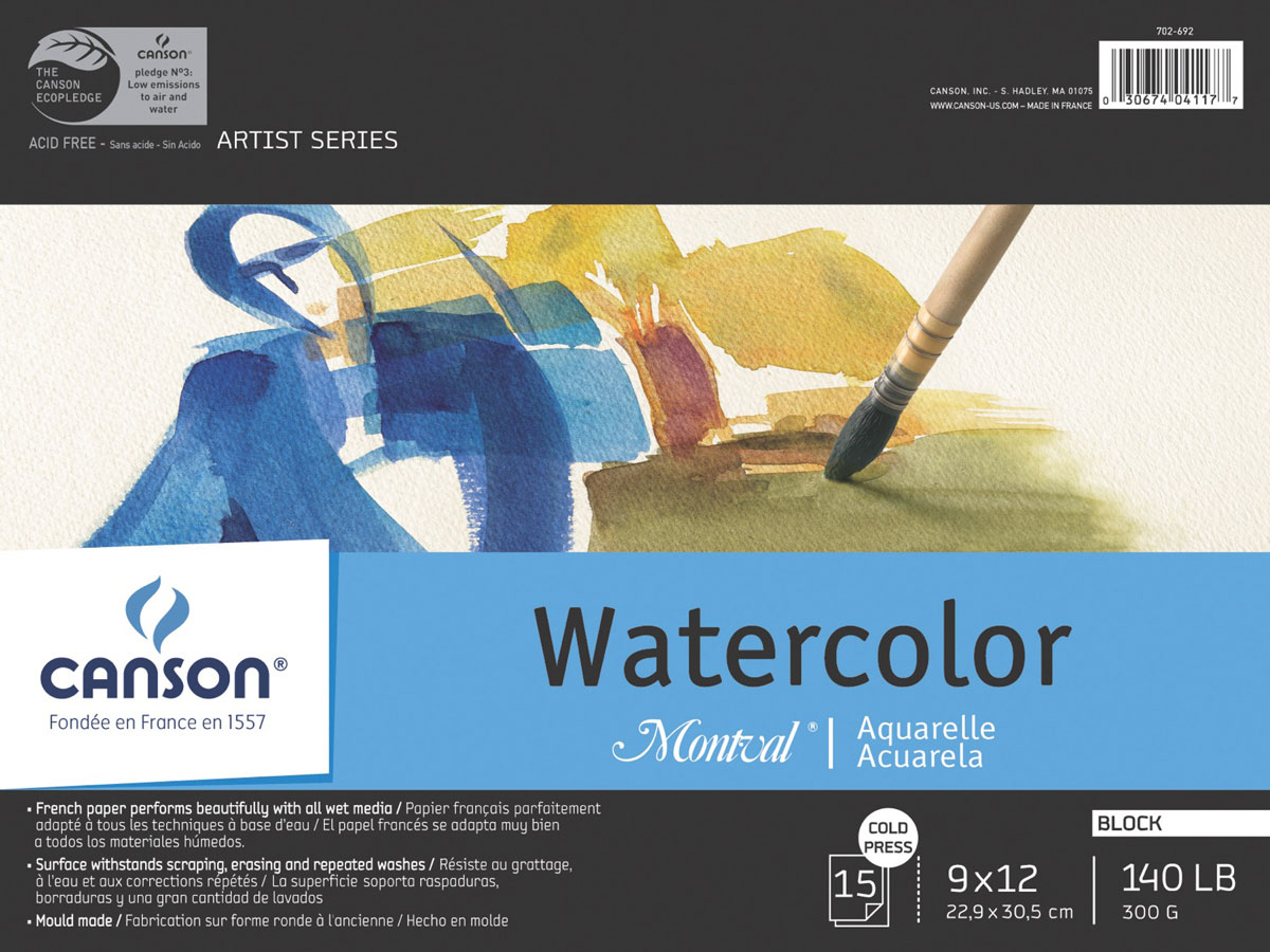 The Juxtapoz 2013 Holiday Gift Guide: JX-GG-Watercolor-Canson.jpg