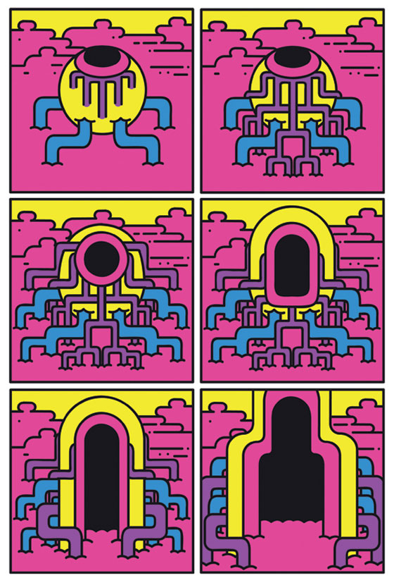 Edward Carvalho Monaghan's Psychedelic Comics: Limb1525.jpg