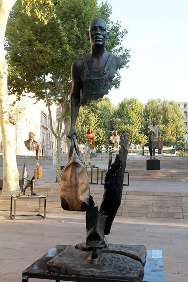 Sculptures by Bruce Catalano: jux_bruno_catalano4.jpg