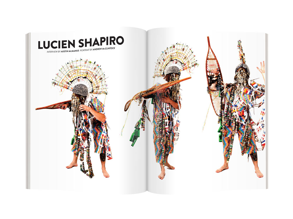 The Hunters Moon Ritual: New Prints and a Video From Lucien Shapiro: Juxtapoz-LucienShapiro02.jpg