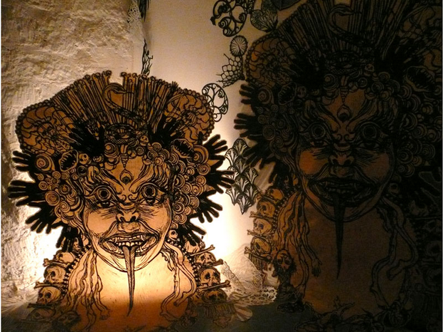 "Swoon ""Motherlands"" @ Galerie LJ, Paris: Screen shot 2013-12-02 at 8.14.00 PM.png"