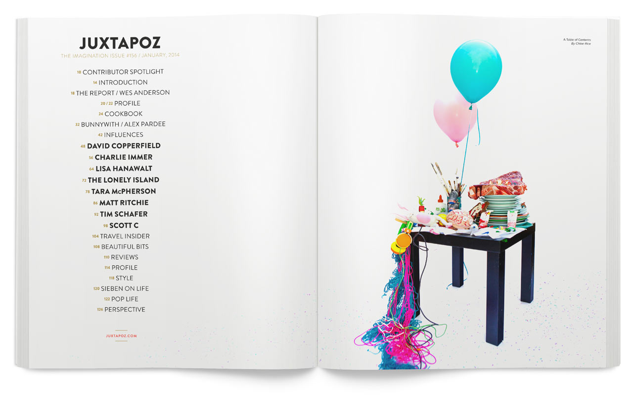 The Imagination Issue curated by Alex Pardee On Sale Now: 02JX0114_Issue_Preivew1.jpg