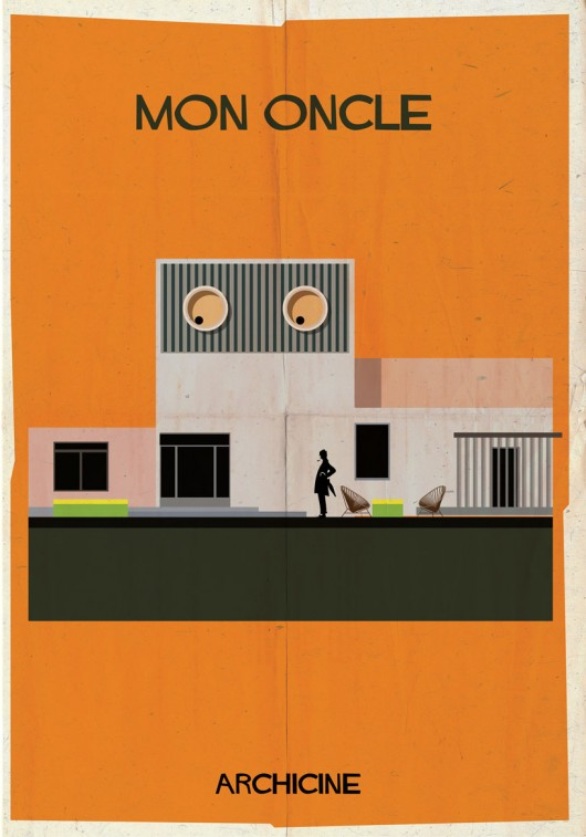"""Archicine"" Illustrations of Iconic Architecture in Film: 52949c01e8e44eba3c0000b1_archicine-illustrations-of-architecture-in-film-_archicine2-01-530x757.jpg"