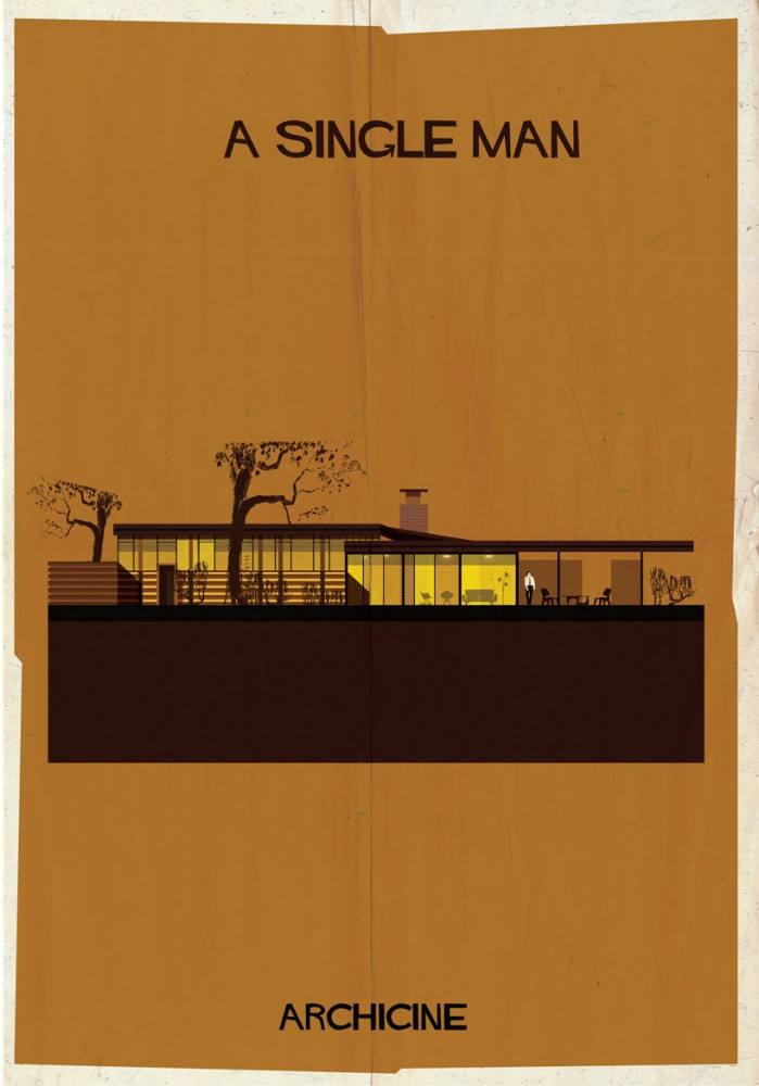 """Archicine"" Illustrations of Iconic Architecture in Film: 52949c30e8e44e919a0000ad_archicine-illustrations-of-architecture-in-film-_archicine10-01-699x1000.jpg"